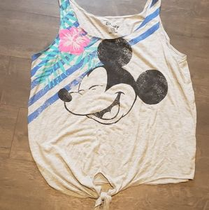 Mickey Mouse Tank Top XL
